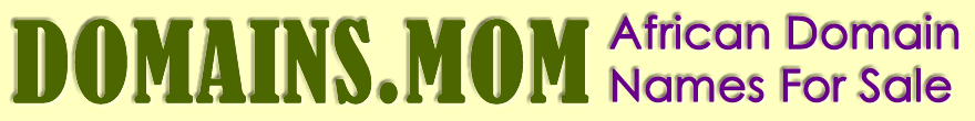 Domains.mom domain names for sale